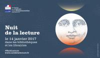 Nuit de la lecture poster