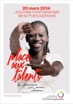 Poster francophonie